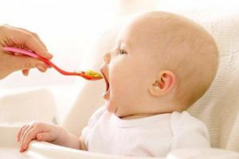 Срыгивание после кормления у детей