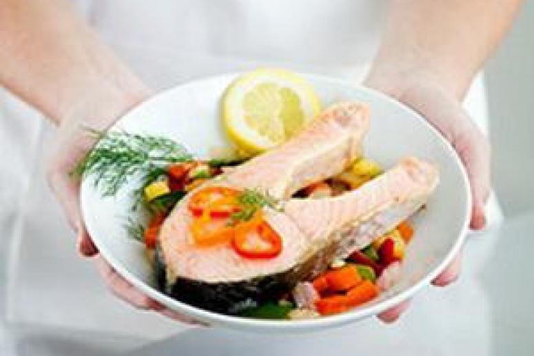Рыба помогает предотвратить развитие диабета и болезней печени