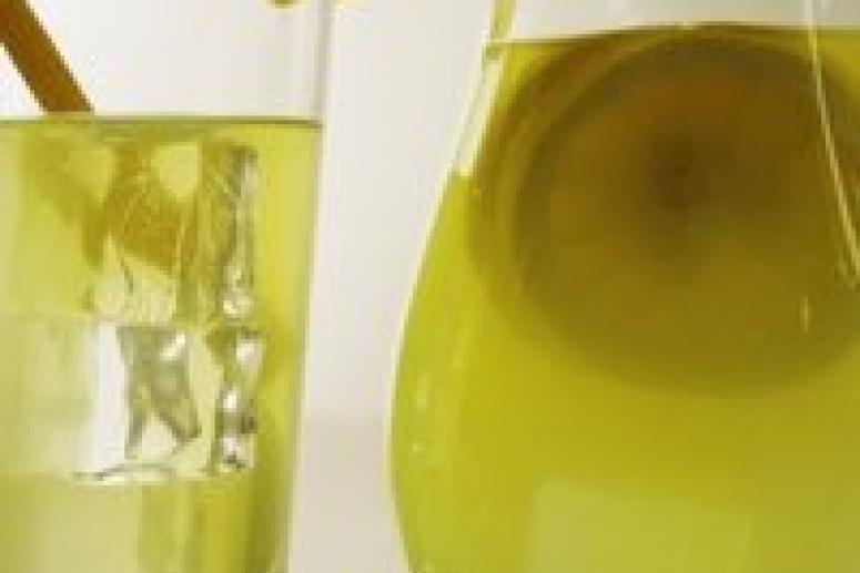Вода с лимоном для похудения